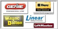 garage door logos