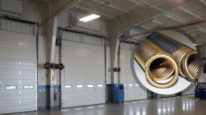 garage door torsion spring repairs