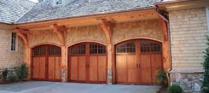 Wood Garage Doors Calgary