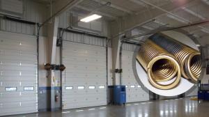 garage door torsion spring repairs